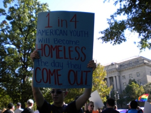 homeless gay teens